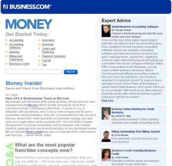 Business.com Money Channel