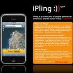 iPling Launches Location-Based Social Networking Application for iPhone