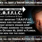 Steve Forbes to Keynote T.R.A.F.F.I.C. Domain Name Conference