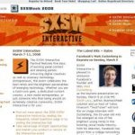 Facebook's Mark Zuckerberg to Keynote South by Southwest Interactive Festival