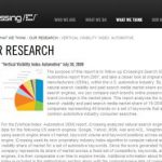 iCrossing Says General Motors, Chrysler and Nissan Have Most Online Search Visibility