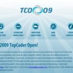 2009 TopCoder Open Champions Announced