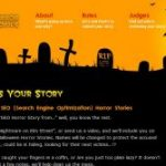 Search Engine Optimization Horror Story Contest Launched