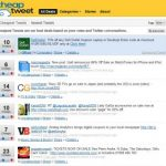 CheapTweet Upgrades Its Social Deals Search Engine