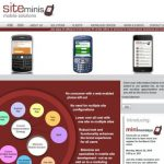 Siteminis Launches Mobile Commerce Solution