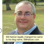 Why I Changed My Legal Name from Bill Hartzer to BillHartzer.com
