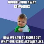 Google No Longer Passing Keyword Referral Data for All Users
