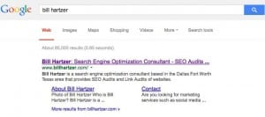 meta description tag in search result