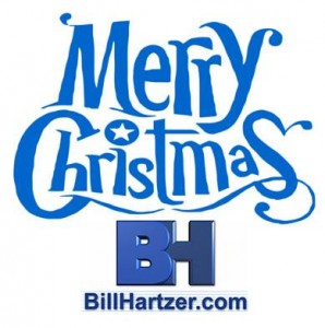 Merry Christmas from Bill Hartzer