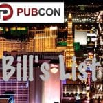 57 Speakers To See at Pubcon Las Vegas 2016