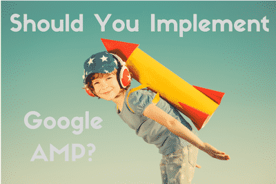 Should you implement google amp