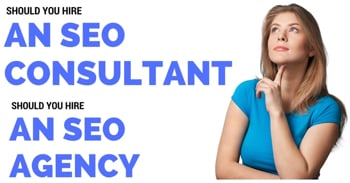 SEO consultant or SEO agency