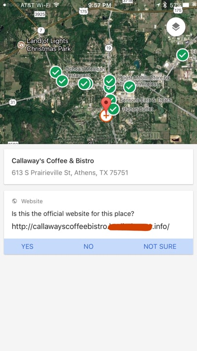 callaway's coffee bistro