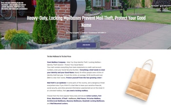 Steel Mailbox Company on Business.Site