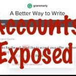 Grammarly Chrome Extension Exposes All Your Documents