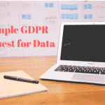 Sample GDPR Request for Personal Data & a Response