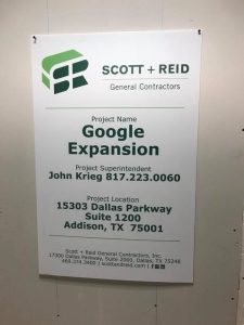 Google Dallas office expansion