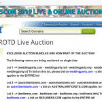 What I Learned By Analyzing the Upcoming 2019 NamesCon Domain Auction List