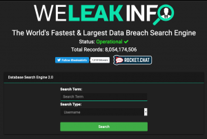 weleakinfo.com search engine
